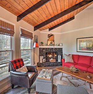 Round-On-The-Bend About Beech Mtn Home With Deck! photos Exterior