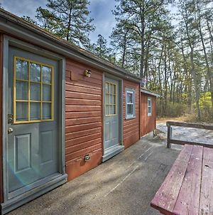 Cozy Riverfront Cabin Near Atlantic City! photos Exterior