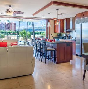 Large 2 Bed, 2 Bath Corner Villa At Beach Villas At Ko Olina Ot210 photos Exterior