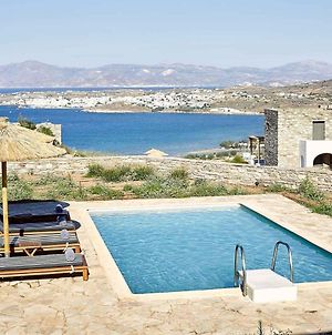 Platinum Paros Villa Villa Cobalt 3 Bedrooms Sea Views Kolymbithres photos Exterior