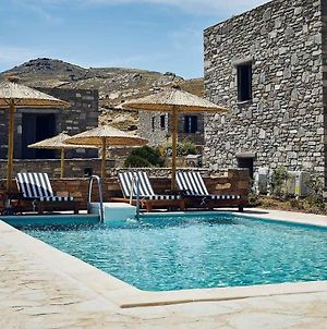 Platinum Paros Villa Villa Lithos 2 Bedrooms Sea Views Naoussa photos Exterior