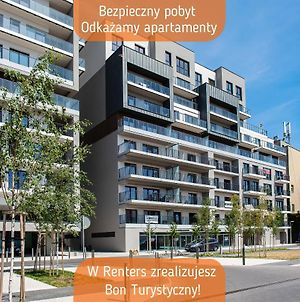 Apartments Wroclaw Walonska By Renters photos Exterior