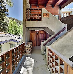 Luxe Slopeside Condo With Balcony, Near Trails Condo photos Exterior