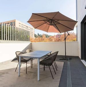Luxurious 3 Bed Apt With Terrace In Sants-Montjuic photos Exterior