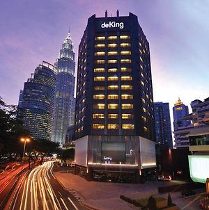 De King Boutique Hotel Klcc photos Exterior