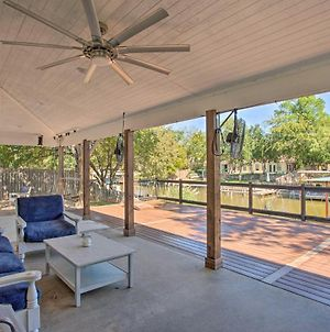 Waterfront Granbury Home Hot Tub And Boat Dock photos Exterior