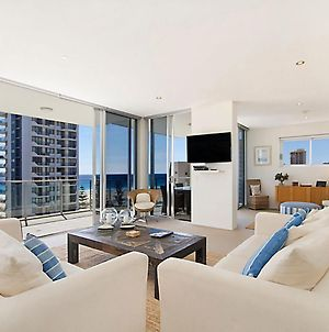 Eden Apartments Unit 1001 - Luxury 3 Bedroom Penthouse Close To The Beach In Rainbow Bay Coolangatta photos Exterior