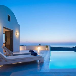 Luxury Santorini Villa Villa Luxury Private Pool Sea View Imerovigli photos Exterior