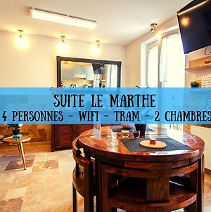 Suite Le Marthe - Topdestination-Dijon photos Exterior