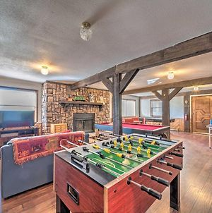 Updated Big Chill With Game Room, Deck And Mtn Views photos Exterior