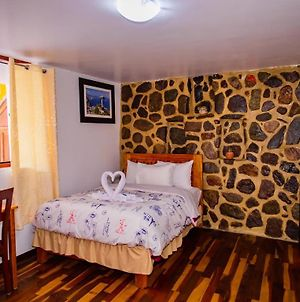 Room In Lodge - Hotel With Mountain Views With Two Terraces - Double Room 7 photos Exterior