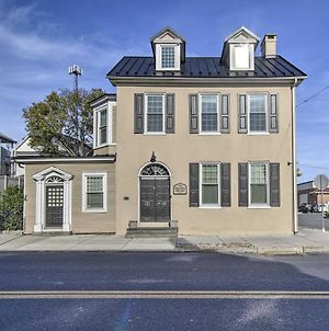 Historic Hideaway In The Heart Of Downtown! photos Exterior