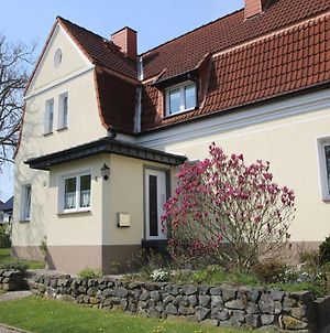 Comfortable Apartment In Nordhausen In The Harz With Pellet Stove And Use Of The Garden photos Exterior
