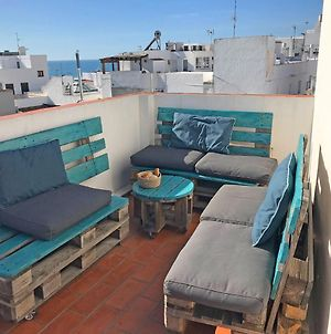 Maisonette In The Old Town Of Conil, Roof Top Terrace With Sea View photos Exterior