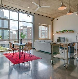 Music City Haven With A View 1 Bedroom Loft photos Exterior