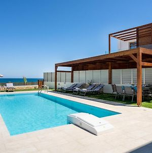 Lux Villa Nymphes Dioni, 500M From Beach With Pool, Bbq And Play Area photos Exterior