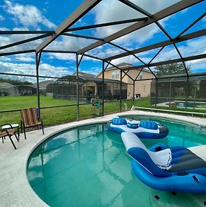 Grand Family House With Private Pool Near Disney Parks photos Exterior