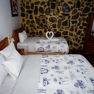 Room In Lodge - Hotel With Mountain Views With Two Terraces - Triple Room 4 photos Exterior