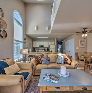 Cloudcroft Townhome With Deck, 1 Mi To Burro Ave photos Exterior