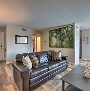 Modern Condo With Fireplace, 8 Miles To Uptown! photos Exterior