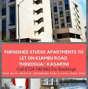Studio Apartments Kiambu Rd photos Exterior