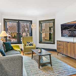 Welcoming And Trendy 1Br Apt In Vibrant North Center photos Exterior