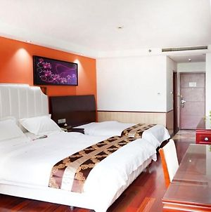 Shell Shanghai Qingpu District Huaxin Town Xinfu Middle Road Hotel photos Exterior