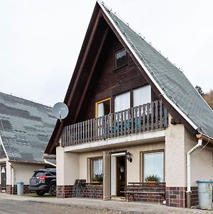 Quaint Holiday Home With Private Balcony In Trusetal photos Exterior