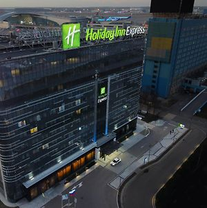 Holiday Inn Express Moscow - Sheremetyevo Airport, An Ihg Hotel photos Exterior