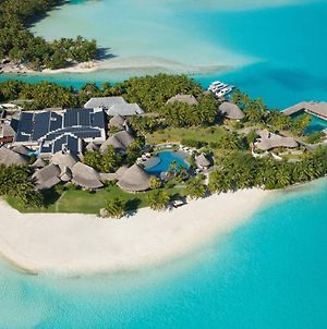The St Regis Bora Bora Resort photos Exterior