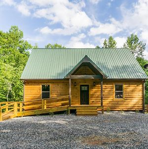 Two Cabins With Hot Tubs, Playground, Sleeps 22 photos Exterior