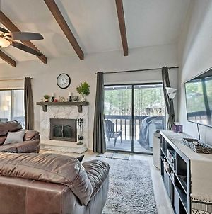Pinetop Condo With Deck And Grill, 30 Mi To Sunrise Ski photos Exterior
