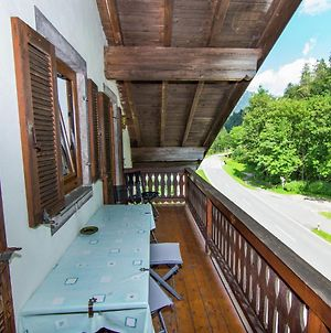 Pleasant Apartment In Ruhpolding Bavaria With Swimming Pool photos Exterior
