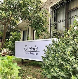 Oriente Hotel Boutique photos Exterior