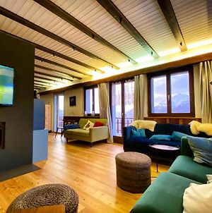 Crettaux Stunning View Near Nendaz Chalet 12 Pers By Alpvision Residences photos Exterior