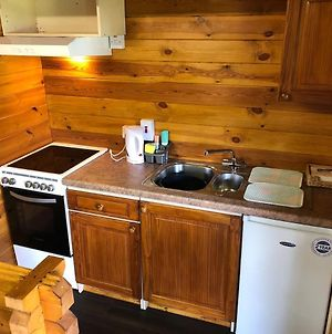 Cozy Self Catering Log Cabin 5 Mins From Kilkenny City photos Exterior