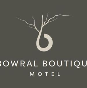 Bowral Boutique Motel photos Exterior