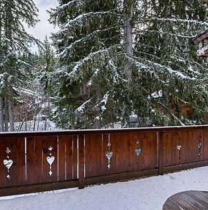 Chalet Cote Coeur, La Tania, With Outdoor Hot Tub And 7 Ensuite Rooms photos Exterior