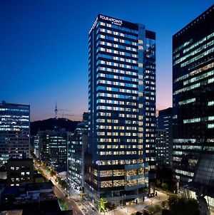 Four Points By Sheraton Josun, Seoul Myeongdong photos Exterior
