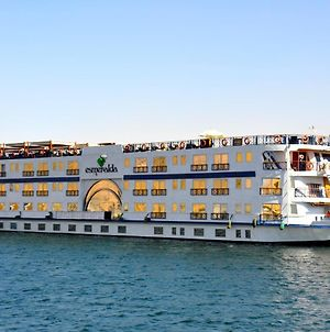 M/S Esmeralda Nile Cruise - 4 Or 7 Nights From Luxor Each Monday And 03 Nights From Aswan Each Friday photos Exterior