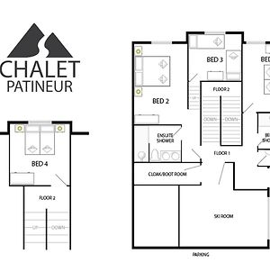 Chalet Patineur photos Exterior
