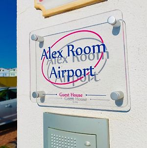 Alex Room Airport photos Exterior