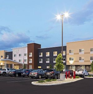 Fairfield Inn & Suites By Marriott Indianapolis Greenfield photos Exterior