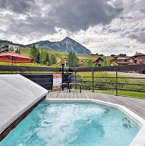Crested Butte Condo With Hot Tub - Walk To Ski Slopes photos Exterior