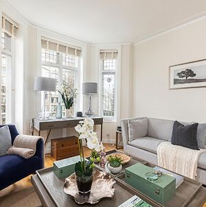 Stylish 3-Bed Flat With Balcony In West Kensington photos Exterior