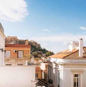 A Masterpiece In Plaka With Big Balcony And Acropolis View photos Exterior