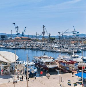 Large Apartment With A Nice View On The Marina In Toulon - Welkeys photos Exterior