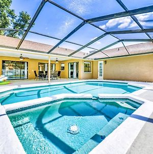 The Zen Oasis W/Pool - Paradise Near Tampa photos Exterior