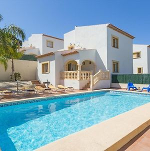 Javea Holiday Home Sleeps 4 With Pool Air Con And Wifi photos Exterior