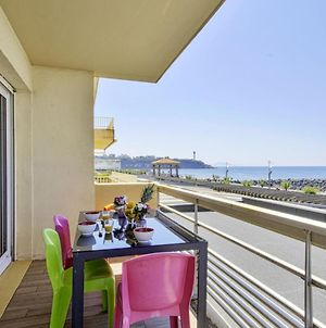 Charming Two-Bedroom With Balcony Facing The Ocean In Anglet - Welkeys photos Exterior